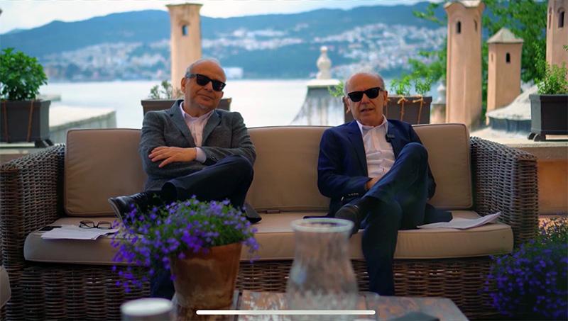 Το Υπουργείο Πολιτισμού παρουσιάζει τους Κωνσταντίνο και Αντώνη Κούφαλη (video)