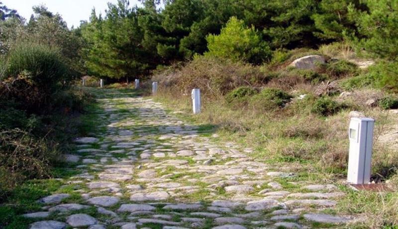 Αρχαία Εγνατία Οδός: Συντηρείται και αποκαλύπτει την ιστορία της (φωτογραφίες)
