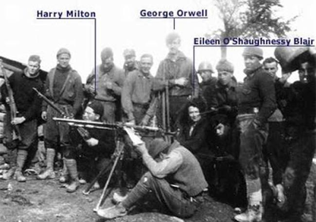21 Ιανουαρίου 1950: GeorgeOrwell