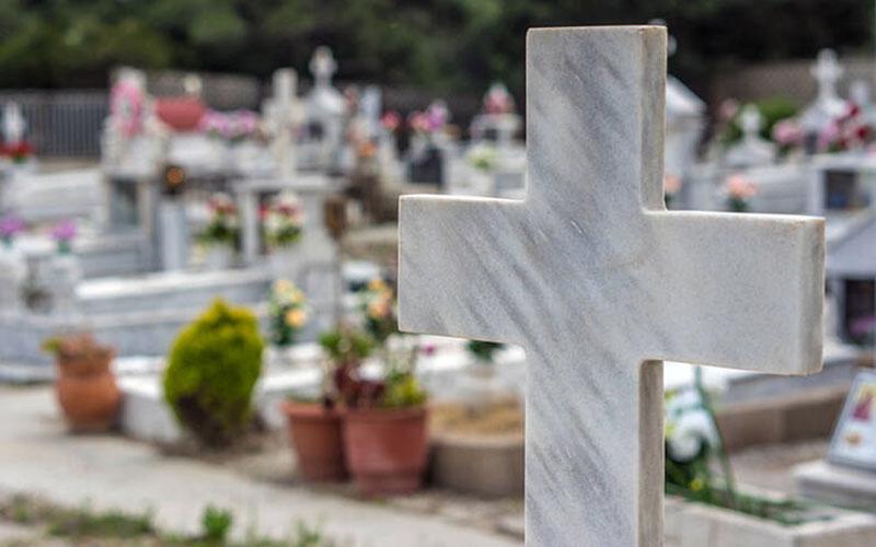 Η σορός του νεκρού «επέστρεψε» στα νεκροταφεία της Ελευθερούπολης