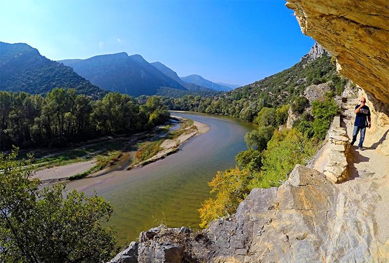 Τα Τέμπη του ποταμού Νέστου (φωτογραφίες)