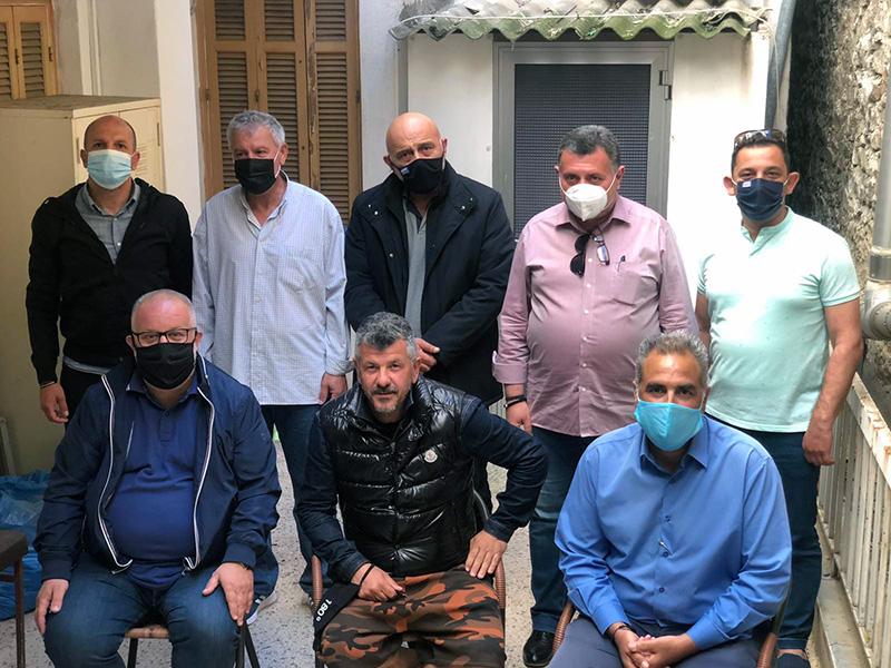 Οι 7 πρώτοι υποψήφιοι του συνδυασμού του Γιώργου Πριονίδη