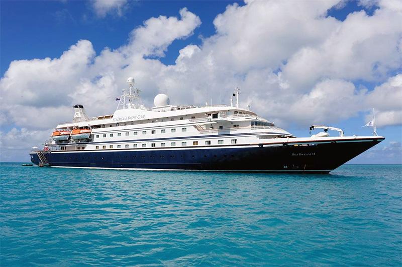 Το SeaDream II ρίχνει «άγκυρα» το Σεπτέμβρη στο λιμάνι της Καβάλας