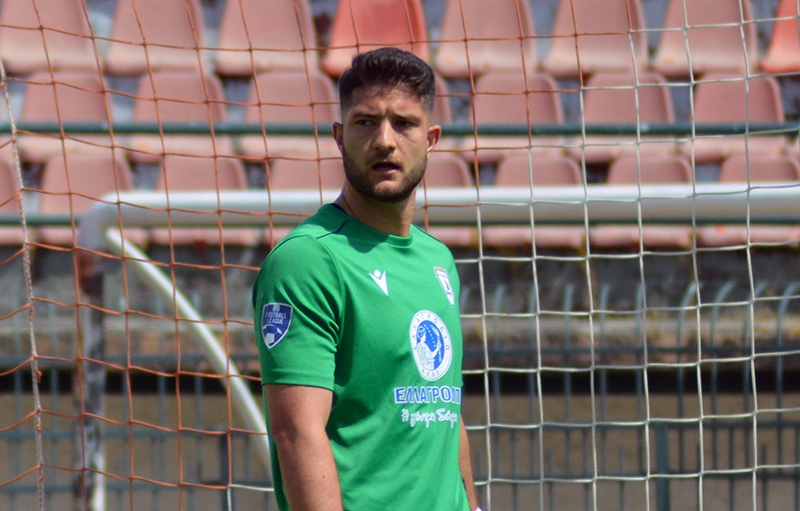 Ηλίας Κυρίτσης: «Ο ΑΟΚ δεν έχει να ζηλέψει τίποτα από ομάδες της Super League»