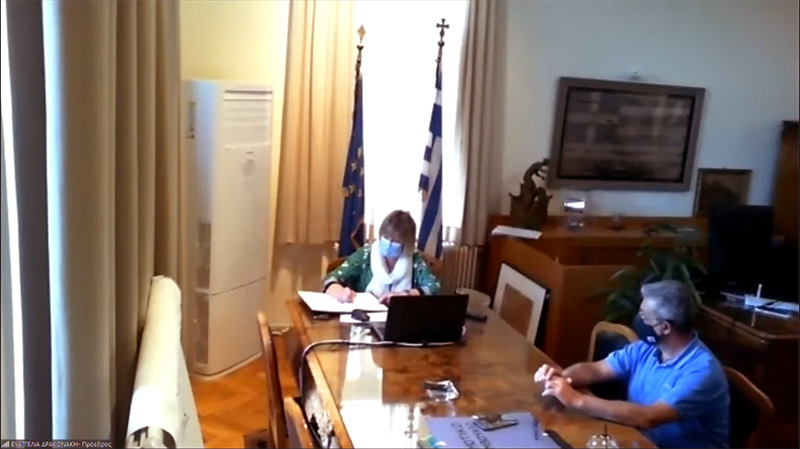 Δε συνεδρίασε το Δημοτικό Συμβούλιο Καβάλας