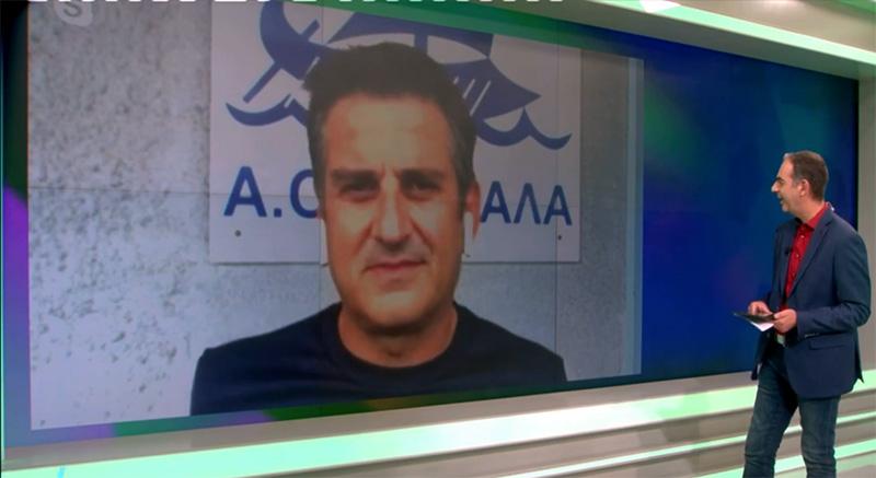 Κώστας Ανυφαντάκης: «Δικαιωμένοι και περήφανοι για την άνοδο – Έχω δεθεί με αυτήν την ομάδα» (video)