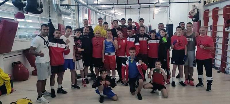 Μαχητές Ελευθερούπολης: Ο Γιώργος Ευθυμιάδης στο Πανευρωπαϊκό Πρωτάθλημα Παίδων Πυγμαχίας στην Τυφλίδα