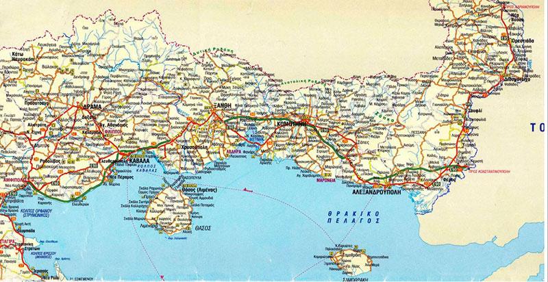 Εκτός επικίνδυνων περιοχών για τη Γερμανία η Ανατολική Μακεδονία – Θράκη