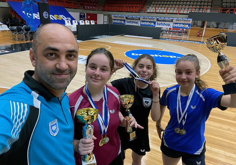 Σπουδαίες επιτυχίες και νέα χρυσά μετάλλια για τον ΑΣΕΑ Καβάλας στο Πανελλήνιο Πρωτάθλημα Παίδων Κορασίδων