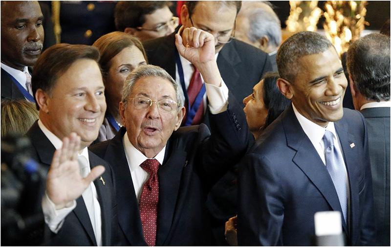 Φτάνει πια. Ας βοηθήσουμε τη Κούβα, ας βοηθήσουμε τους εαυτούς μας να παραμείνουμεάνθρωποι