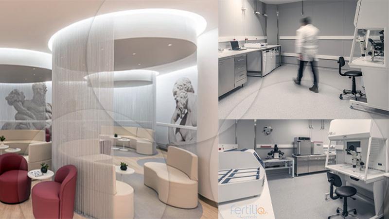 Fertilia by Genesis: Η καινοτομία στο επίκεντρο των εργαστηρίων της (φωτογραφίες)