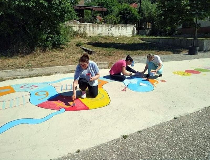 Εθελοντικές δράσεις στις κοινότητες του Δήμου Καβάλας (φωτογραφίες)