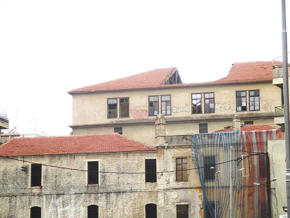 Ο Μιχάλης Σαχσαμάνογλου για τις καπναποθήκες της Καβάλας