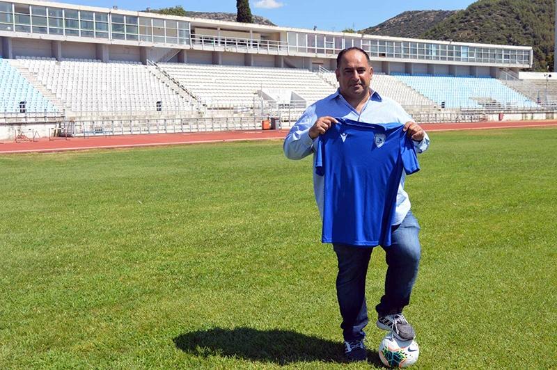 Alex Haditaghi: «Είμαστε σε επαφές με παίκτες, θέλουμε να δημιουργήσουμε την ομάδα όσο το δυνατόν πιο γρήγορα»