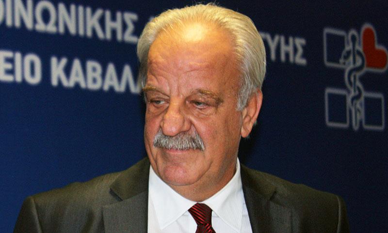 Ο Δημήτρης Παπαδόπουλος σχολιάζει τις δασικές πυρκαγιές και την αφαίρεση της αρμοδιότητας από τα Δασαρχεία