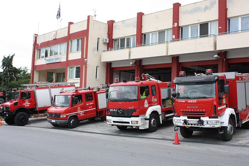 6 διοικητικά πρόστιμα σε πολίτες από την Πυροσβεστική Υπηρεσία Καβάλας