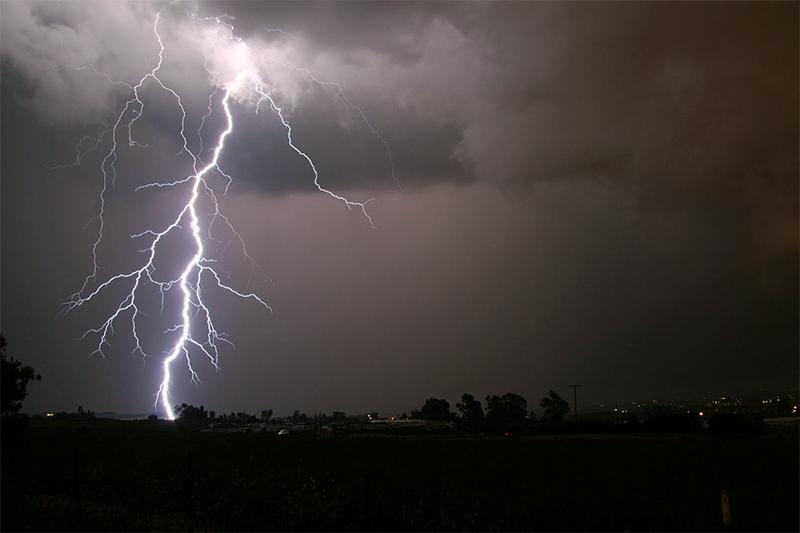 Θάνατος 52χρονου στην Πετροπηγή την ώρα της μεσημβρινής καταιγίδας