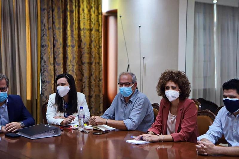 Επίσκεψη του Γενικού Γραμματέα Αιγαίου και Νησιωτικής Πολιτικής, Μανώλη Κουτουλάκη στην Καβάλα (φωτογραφίες)