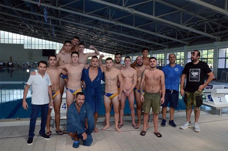 Τεράστια επιτυχία για την Καβαλιώτικη υδατοσφαίριση: Πρόκριση στην τελική φάση της Γ΄ Εθνικής για τους ΝΟΚ Αργοναύτες