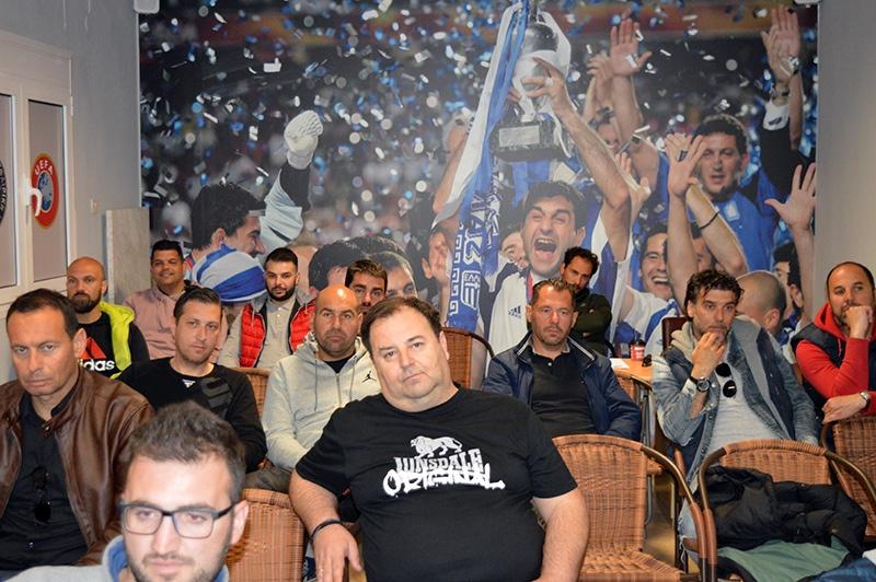 Ο Σύνδεσμος Προπονητών Ποδοσφαίρου Ν. Καβάλας συγχαίρει και ενημερώνει