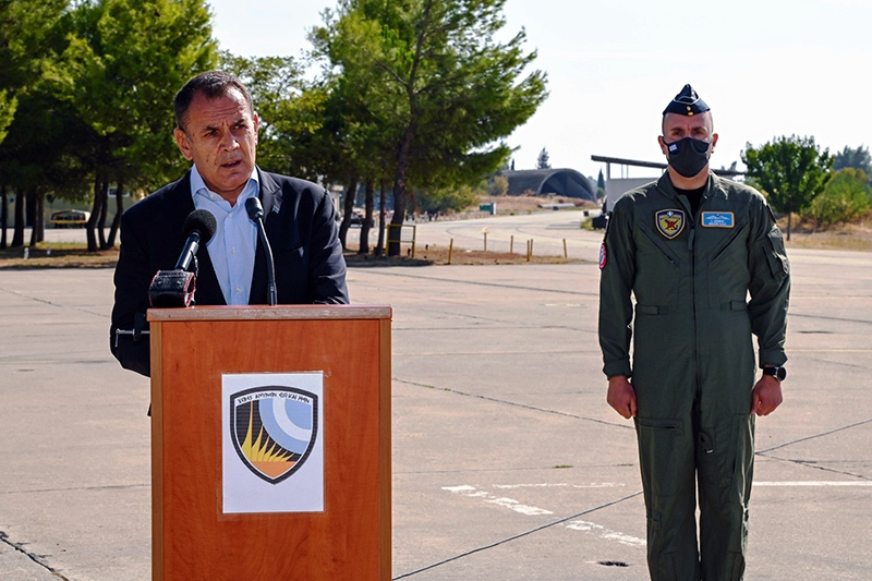 Παναγιωτόπουλος: Οι Patriot στη Σ. Αραβία, η αμυντική διπλωματία και η προάσπιση των εθνικών συμφερόντων (φωτογραφίες)