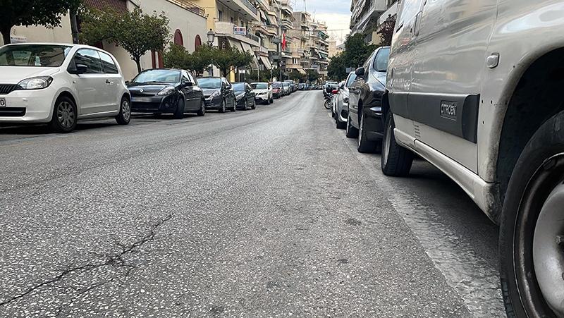 Καυγάς μεταξύ οδηγών στο κέντρο της πόλης
