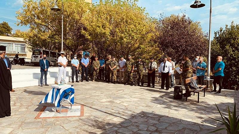 Στη μνήμη των δασοκομάντος που έχασαν τη ζωή τους τον Σεπτέμβρη του 1994 (φωτογραφίες)