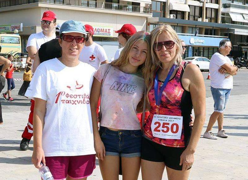 Το μεράκι της Κωνσταντίνας Παρλαπάνη για τον κλασσικό αθλητισμό