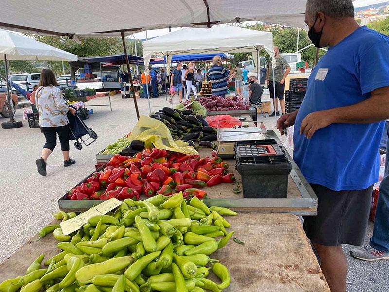 Έχει μέλλον η δεύτερη λαϊκή αγορά της Καβάλας