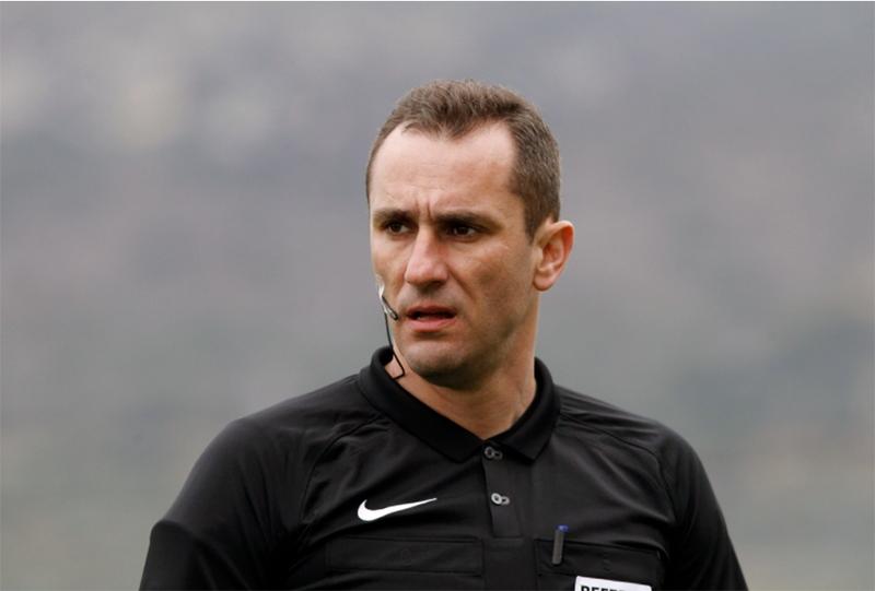Ο Σύνδεσμος Διαιτητών Ποδοσφαίρου Ν. Καβάλας συγχαίρει το Σταύρο Μάνταλο