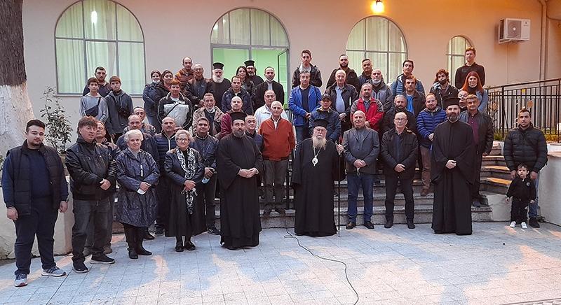 Αγιασμός για την έναρξη των μαθημάτων στη Σχολή Βυζαντινής Μουσικής της Ιεράς Μητρόπολης (φωτογραφίες)