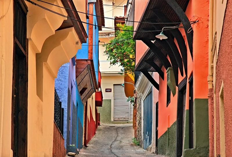 Καβάλα: Η Παλιά Πόλη των χρωμάτων, της πέτρας και της ιστορίας (φωτογραφίες)