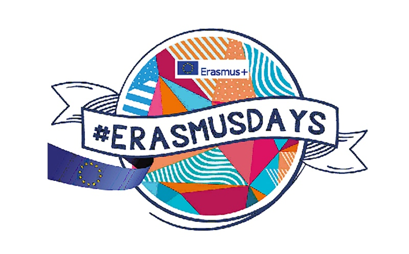 #ErasmusDays: Μουσικό Σχολείο και 6ο ΓΕΛ πραγματοποιούν δράσεις για τον Πανευρωπαϊκό εορτασμό Ημερών Erasmus+ 2021