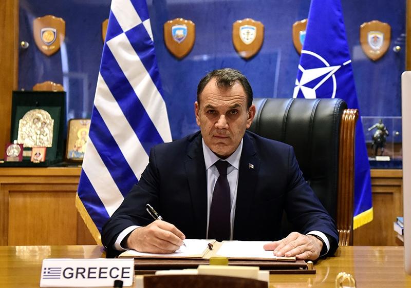 Δήλωση Παναγιωτόπουλου για την Τροποποίηση της Συμφωνίας Αμυντικής Συνεργασίας Ελλάδος – ΗΠΑ