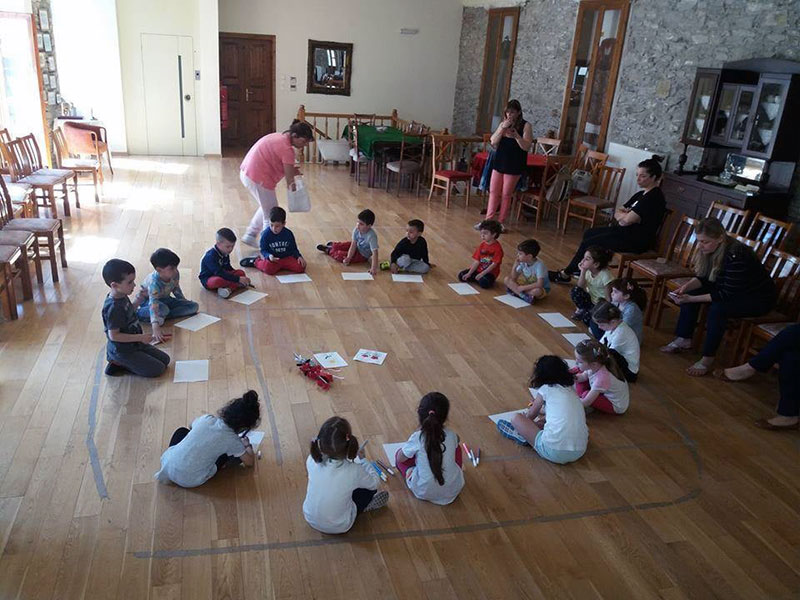 Το Λύκειο Ελληνίδων Καβάλας ξεκίνησε πρώτο και συνεχίζει τη δραστηριότητα του