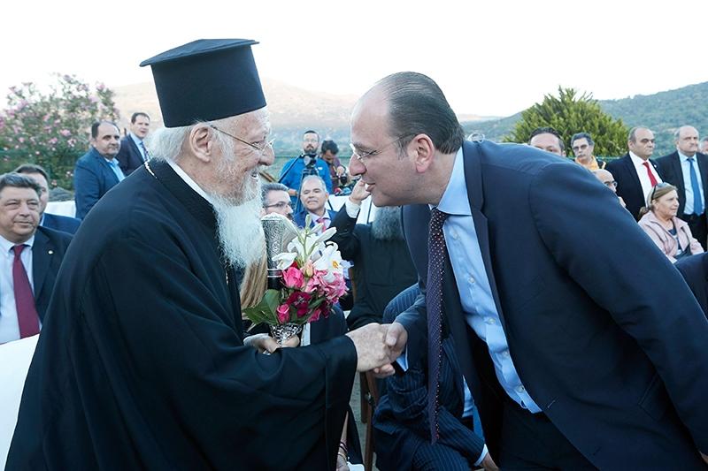 Μακάριος: «30 χρόνια από την εκλογή του Πατριάρχη Βαρθολομαίου στον Οικουμενικό Θρόνο»